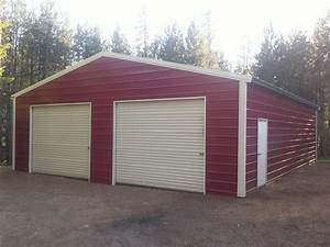 Metal sheds metal garages all steel northwest for All steel metal buildings