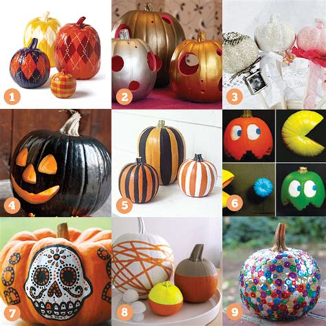 ideas for pumpkins decorating pumpkin decorating ideas 1 swelldesigner flickr
