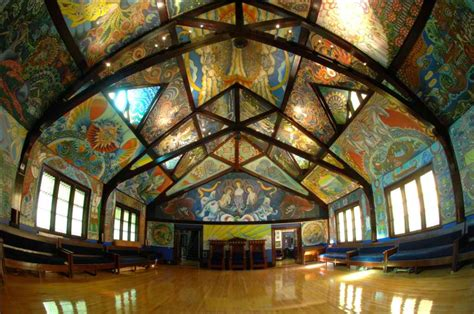 the home interiors masonic lodge gets psychedelic makeover eman8