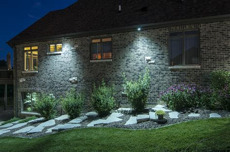 outdoor accent lighting landscape lighting outdoor lighting in chicago il