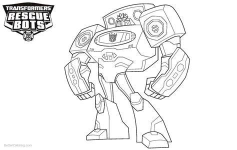 black and white coloring pages transformers rescue bots coloring pages black and white