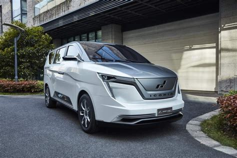 W Motors And Iconiq Showcased Mean Luxury Mpv