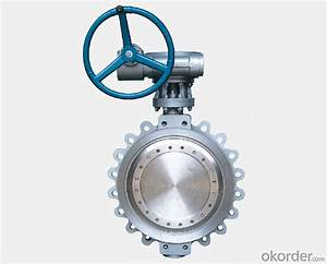 Buy Butterfly Valve Central Line Design Lug Type Price