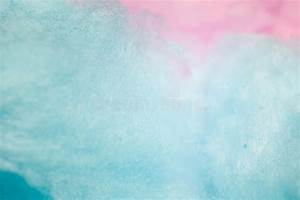 Colorful Cotton Candy In Soft Color For Background Stock ...