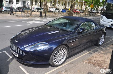 Db9 Volante Aston Martin Db9 Volante 2 May 2017 Autogespot
