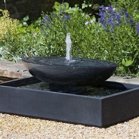 fontane da terrazzo fontane da esterno 50 proposte dal design spettacolare