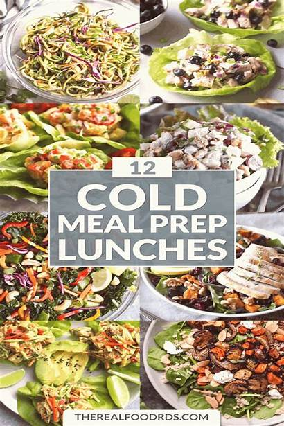 Lunches Cold Prep Meal Lunch Kaynak Pinotom