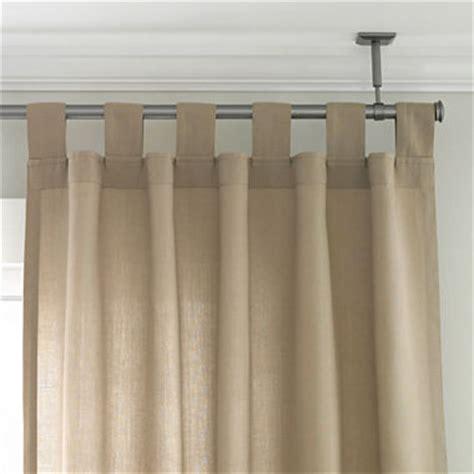 ceiling curtain rod studio ceiling mount curtain rod set