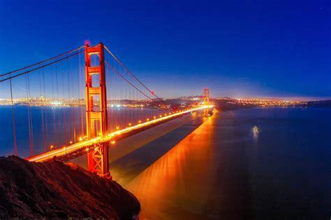 bilder golden gate bridge san francisco usa franks