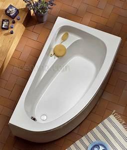 Grande Baignoire D Angle : baignoire d angle 120x120 pas cher ~ Edinachiropracticcenter.com Idées de Décoration