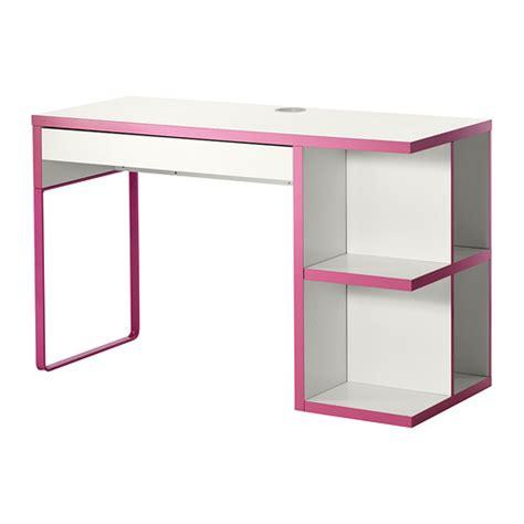 micke bureau blanc micke bureau avec rangement intégré blanc ikea