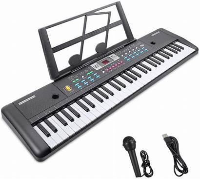 Keyboard Microphone Piano Beginners Electronic
