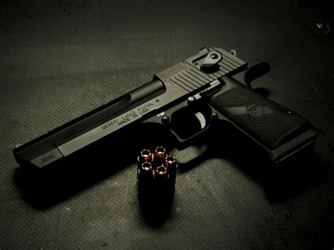 desert eagle black wallpapers high definition extra