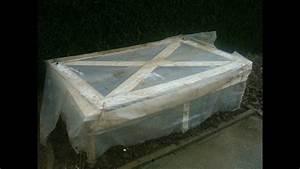 Fabriquer Une Serre En Bois : comment construire une serre semis pour quelques euros ~ Melissatoandfro.com Idées de Décoration