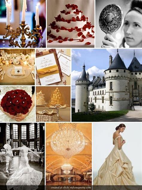 Beauty and the Beast wedding ideas Beauty and the Beast