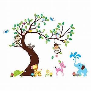 Wandtattoo Elefant Kinderzimmer : wandtattoo giraffe f r kinder oder wohnzimmer ~ Sanjose-hotels-ca.com Haus und Dekorationen