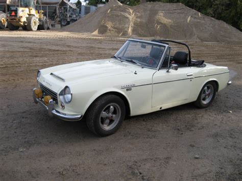 Datsun 1600 Roadster by 1968 Datsun 1600 Roadster Pedro Approves
