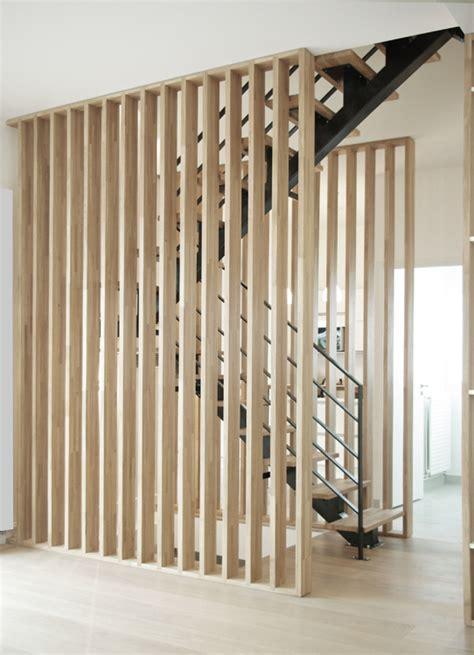 escalier entre cuisine et salon y s yeme saunier architectes d 39 intérieur
