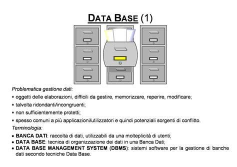 informatica di base dispense informatica database dispensa dispense