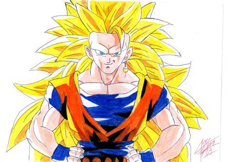 Mis Dibujos De Dragon Ball Z Taringa