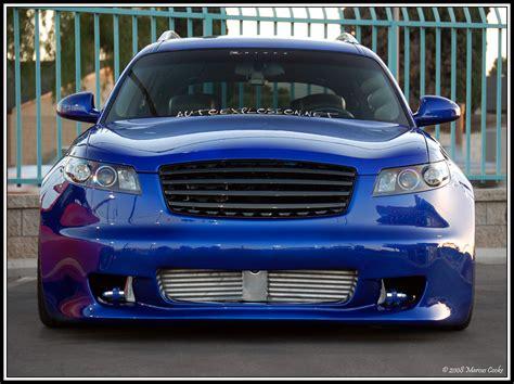 infiniti fx custom  car pictures pricing
