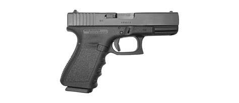 Pistola Glock 19 Calibre 9 Mm 15+1 Tiros Acabado T