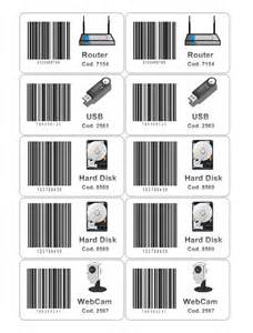Barcode with Price Tag Template
