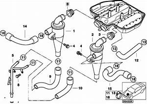 Original Parts For E39 M5 S62 Sedan    Engine   Crankcase