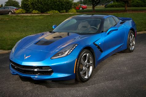 2018 Chevrolet Corvette Stingray Premiere Edition Revealed