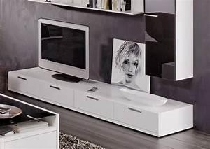 Lowboard 240 Cm : arte m tv element game plus hochglanz weiss 240 x 24 5 cm powered by bell head preiswerte ~ Eleganceandgraceweddings.com Haus und Dekorationen
