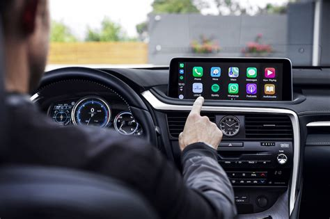 Lexus Android Auto 2020 by Lexus Rx Finally Getting Carplay And Android Auto Macrumors