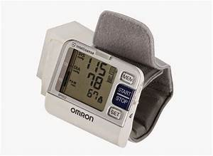 Omron 7 Series Wrist Blood Pressure Monitor Bp652