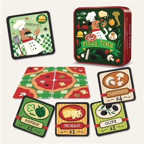 jeu de cuisine pizza pizza jeu de société chez jeux de nim