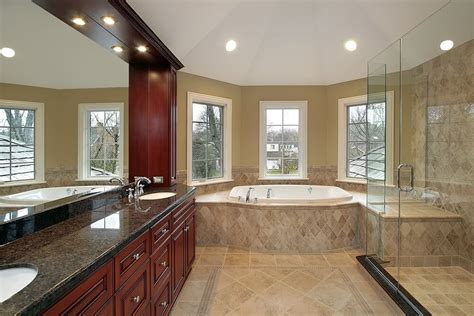 luxurious master bathrooms   incredible bathtubs