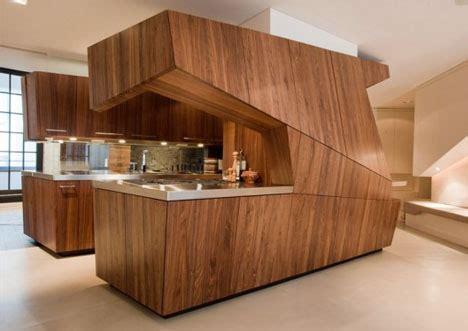 modern island kitchen designs island ultra modern kitchen floats in white space