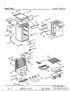 Sanyo Compact Refrigerator Parts