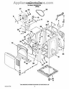 whirlpool wp8547157 drum drive belt appliancepartsproscom With whirlpool electric dryer tension pulley diagram blow drying