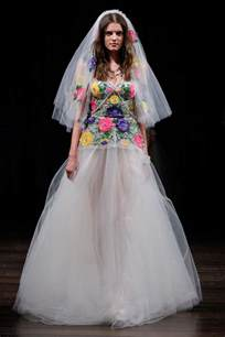 the top wedding dresses the best wedding dresses from new york bridal fashion week