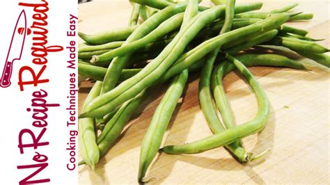 how to blanch green beans how to blanch green beans noreciperequried com youtube