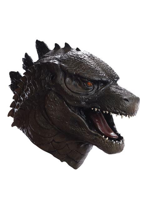 Animatronic Halloween Props Uk by Godzilla Deluxe Mask