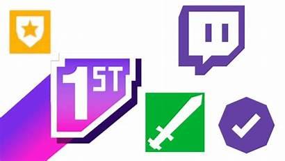 Twitch Verified Badge Badges