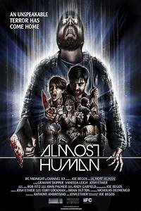 Almost Human DVD Release Date
