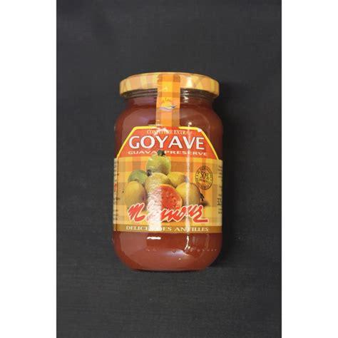 cours de cuisine en guadeloupe confiture de goyave m 39 amour 325g le carré asiatique