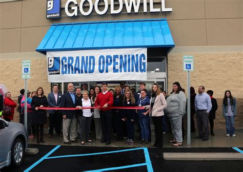 Goodwill Ecommerce by Ribbon Cutting Goodwill Greater Florence Chamber Of