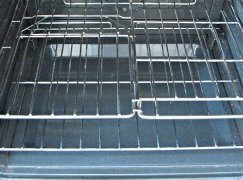 how to clean oven racks easily the easiest way to clean oven racks ehow