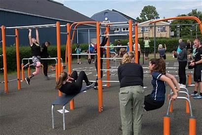 Fitness Kompan Sport Outdoor Exercise Play Equipment