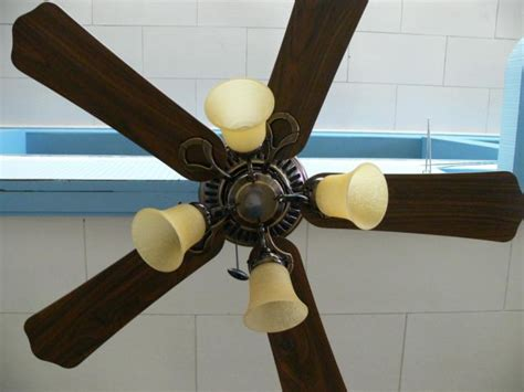 light fixture for hunter ceiling fan hunter 46 quot amber bronze ceiling fan light fixture
