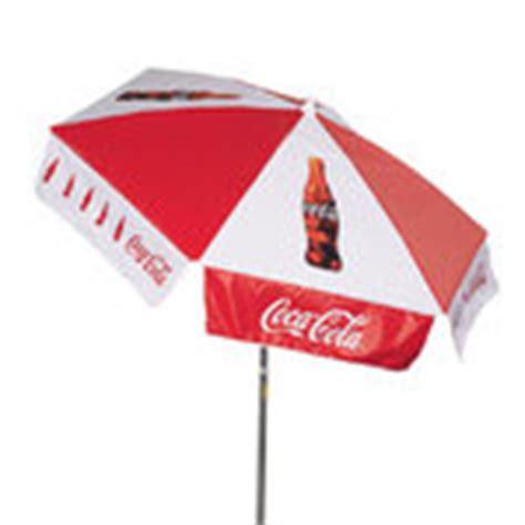 coca cola coke soda script logo patio table umbrella 07