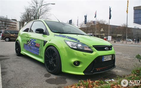 Tuned Focus Rs by Ford Focus Rs 2009 Hoge Tuning 27 November 2011 Autogespot