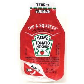 Heinz® Dip & Squeeze Tomato Ketchup